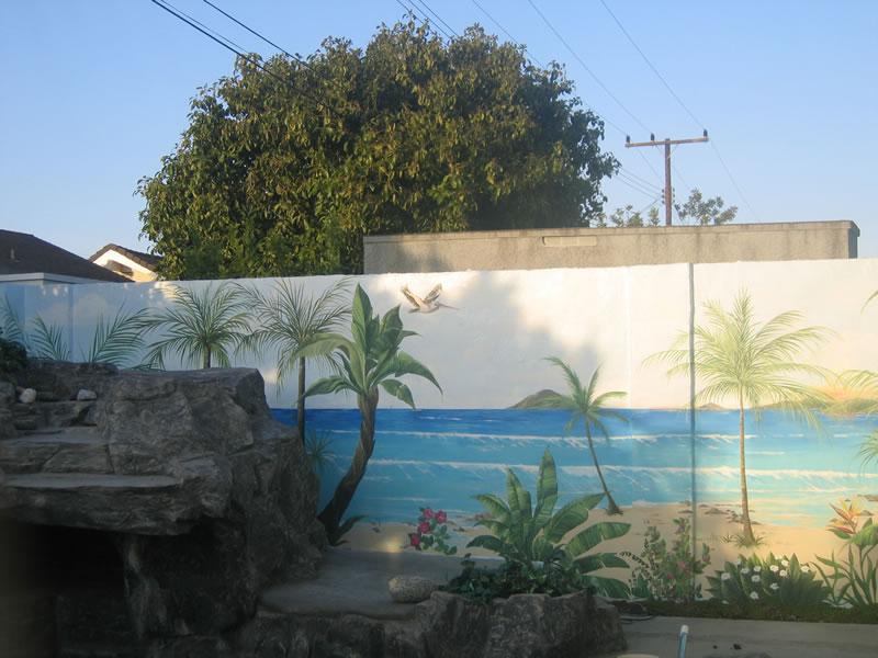 Ellen K Gladis Outdoor Murals