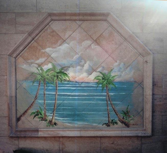 Ellen K. Gladis ~ Outdoor Murals